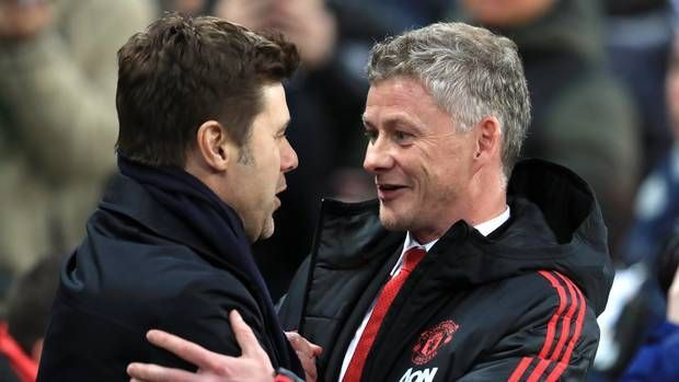 Solskjaer (R) is a perfect candidate for the director of football role