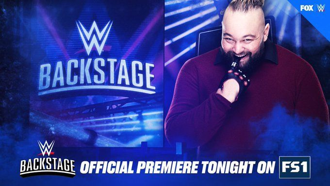 Bray Wyatt is on WWE Backstage