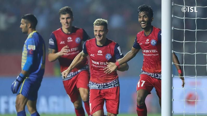 Castel, Piti and Farukh have been central to Jamshedpur