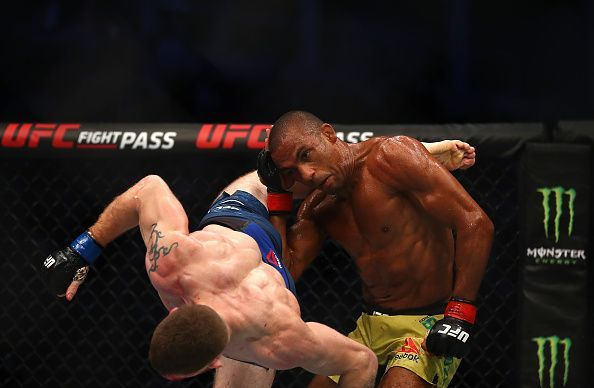 UFC News: Edson Barboza called out for a fight by fellow Brazilian Lightweight - Sportskeeda