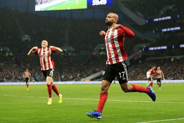 A controversial VAR decision chalked off an apparent equaliser from David McGoldrick