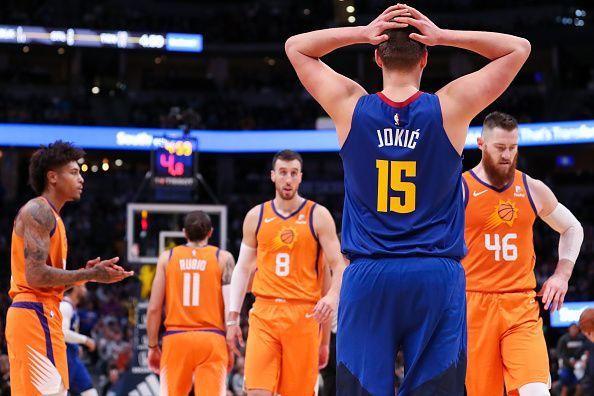 Phoenix Suns vs Denver Nuggets