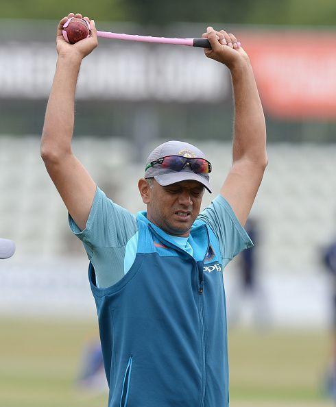 Rahul Dravid partnered Laxman during his phenomenal 281