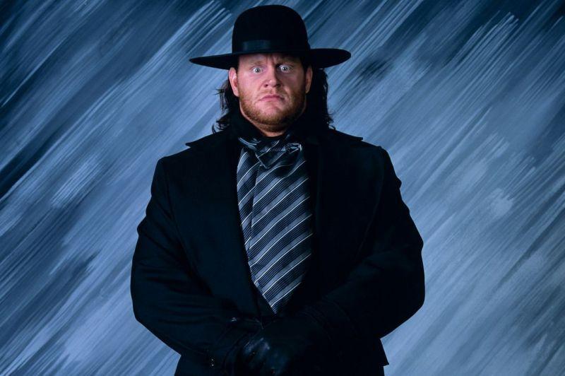 Undertaker Wrestler