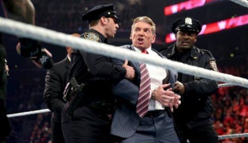 Not even the chairman of WWE is above the law