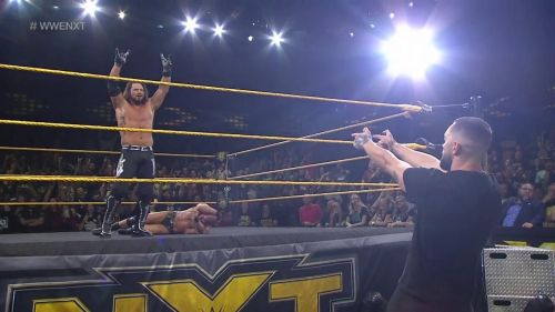 This week's episode of NXT was too sweet
