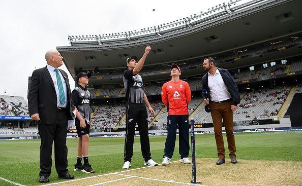New Zealand v England - T20: Game 5