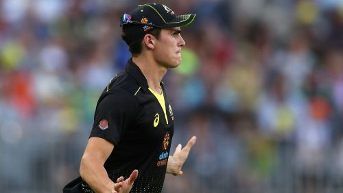 Sean Abbott was proud to be back playing international cricket against Pakistan