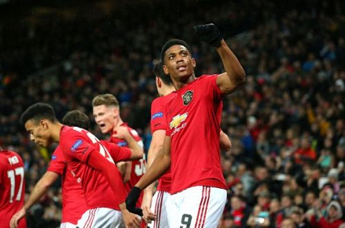 Manchester United are through to the knockout phase of the Europa League