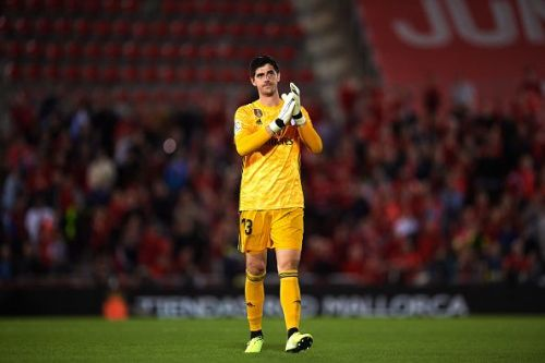 Thibaut Courtois made his name with Genk before making his move to Chelsea