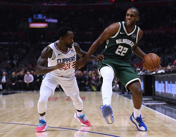 Khris Middleton continues to impress for the Milwaukee Bucks