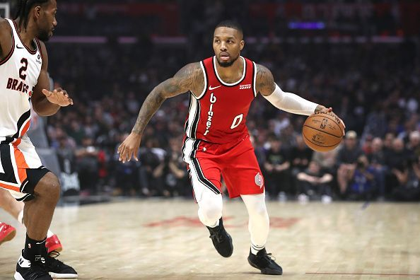 Damian Lillard recently missed two games with back spasms