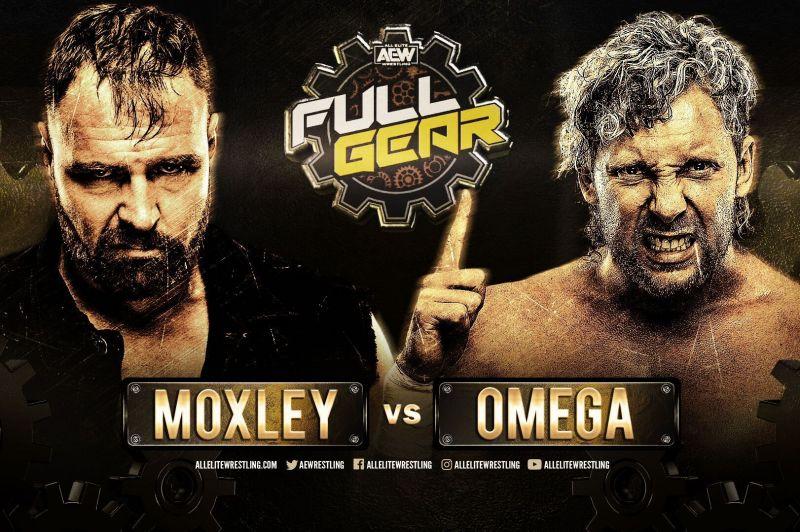 Jon Moxley vs Kenny Omega