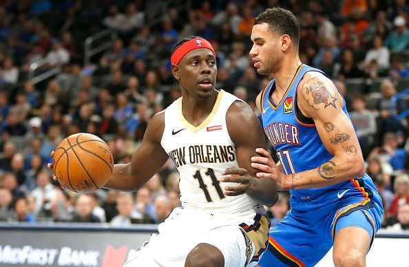 Jrue Holiday had huge games against the Clippers and the Thunder