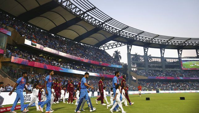 Wankhede Stadium will host the 3rd T20I between India and West Indies.