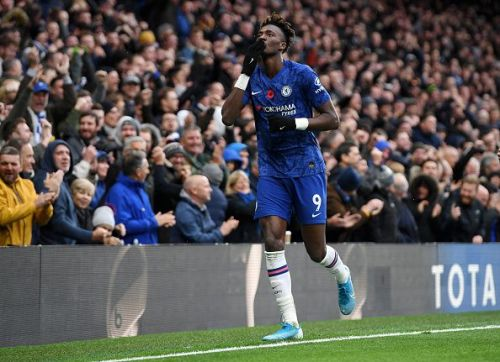 Tammy Abraham has finally lifted the curse of No. 9 at Chelsea.