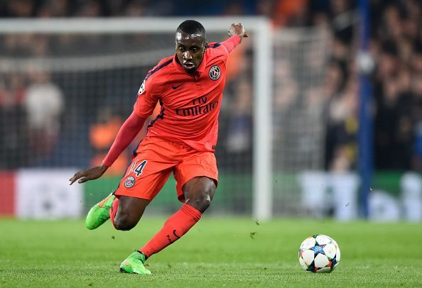 An absolute joy to watch in full flow, Matuidi gave the club many of his prime footballing years