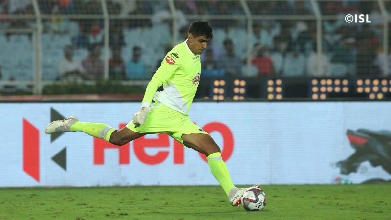 Gurpreet Singh Sandhu (Photo: ISL)