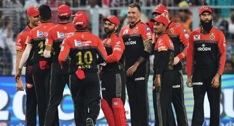 RCB currently have no overseas fast bowler in their squad