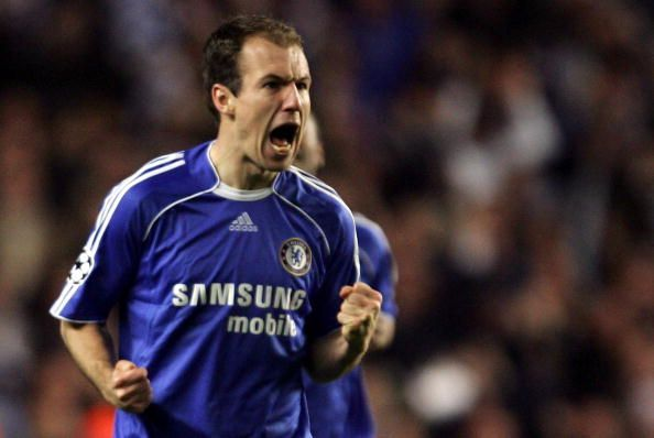 Arjen Robben at Chelsea