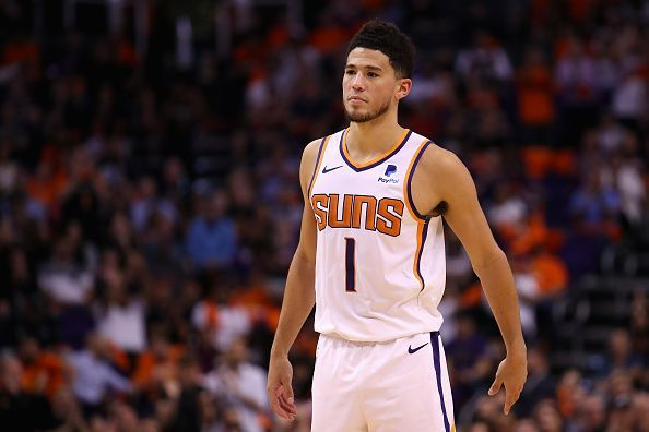 Devin Booker has been among the best players in the Western Conference