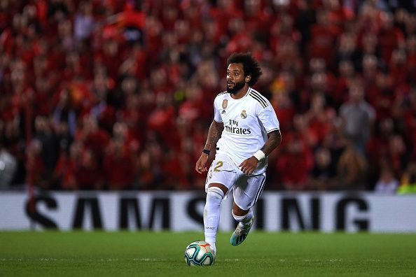 Marcelo is one of the best fullbacks in the history of the game