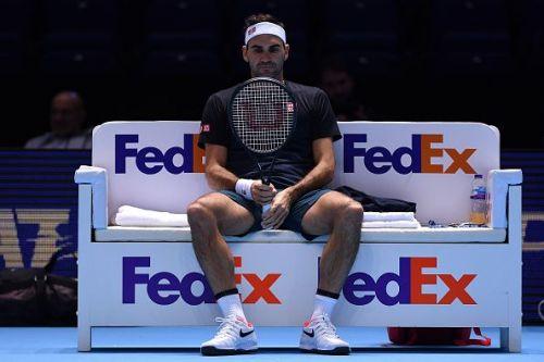 Federer is in Djoker's group.