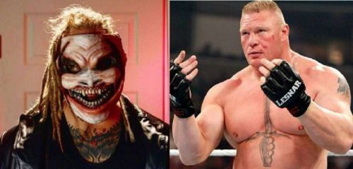 Why is WWE holding off on The Fiend versus Brock Lesnar?