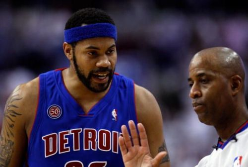 Rasheed Wallace is a lock on this list.
