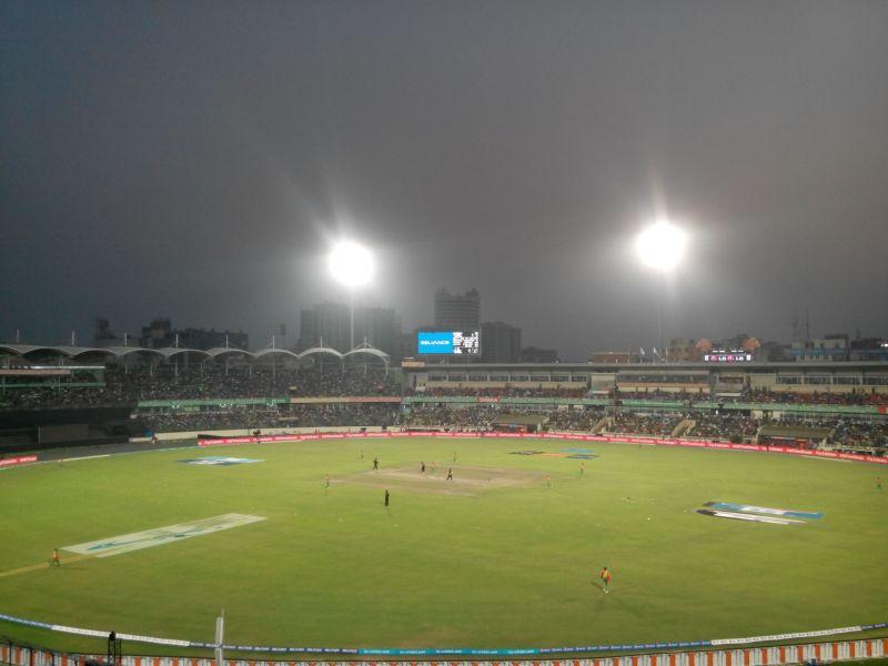 शेर-ए-बांग्ला नेशनल स्टेडियम