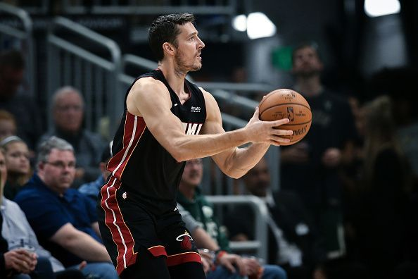 Goran Dragic is averaging a career-high 5.9 three-point attempts per contest