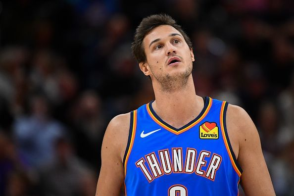 Danilo Gallinari is expected to secure a trade away from the Thunder