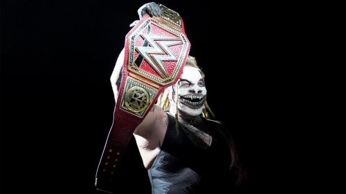 The new Universal Champion!