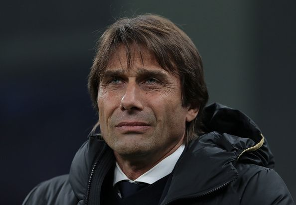 Conte is now the coach of Inter Milan