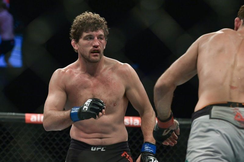 Ben Askren has retired from MMA after just three UFC fights