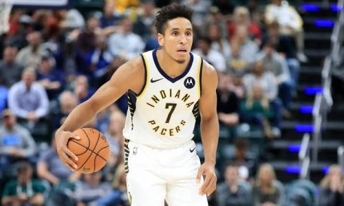 Malcolm Brogdon was the Rookie of the Year back in 2017.