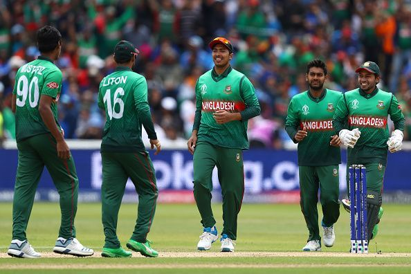 Bangladesh challenged India in the 3 match T20 series