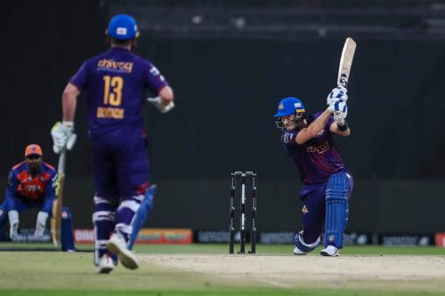 Shane Watson will be keen to maintain his form for the Gladiators