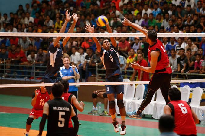 Volleyball at the South Asian Games