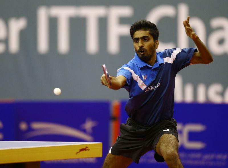 Gnanasekaran Sathiyan: Fast&Up
