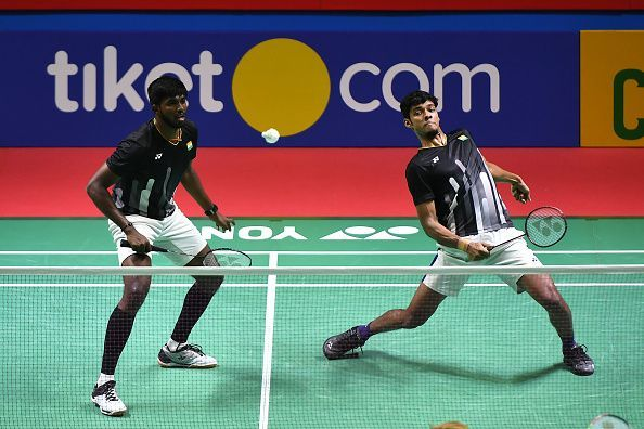 With the quarters done and dusted, the Indian pair are eyeing for a semifinal victory