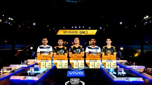 Top 5 players of PMCO Fall Split 2019 SA Regional Finals Day 1 Match 3