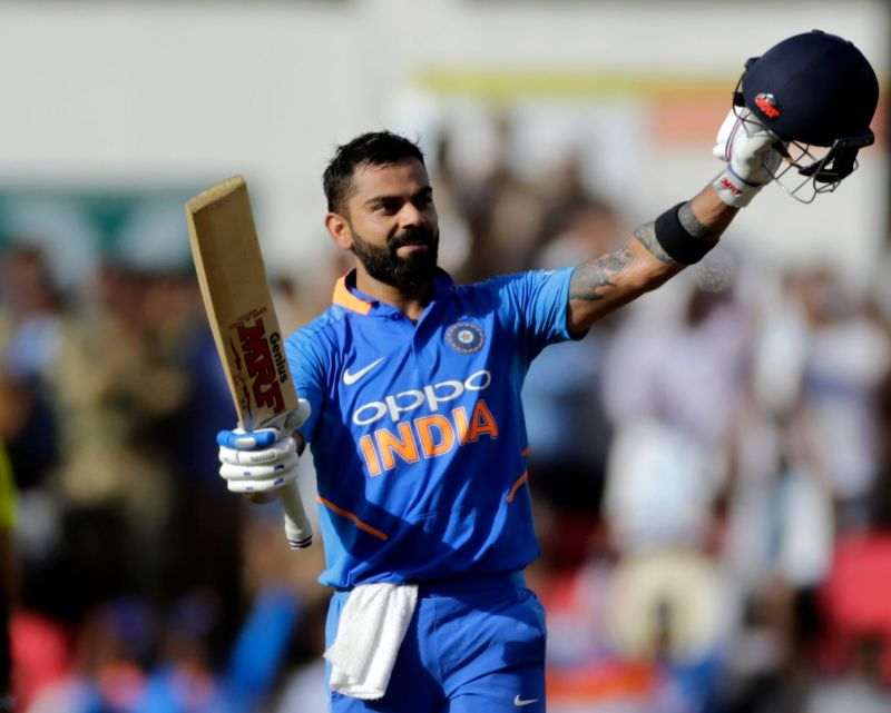 There is no batsman in the world today who can pace the innings as good as Kohli.