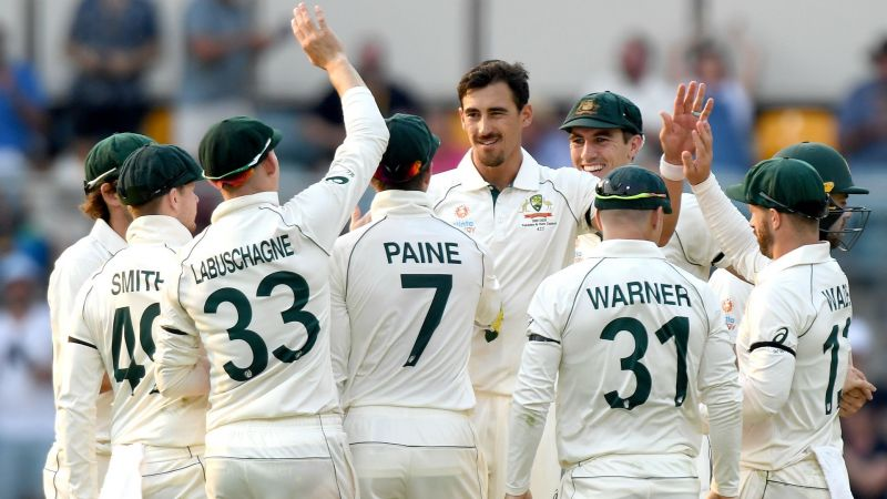 Image result for Mitchell Starc 7 wickets against Pak
