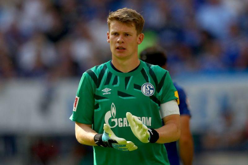 Nubel took the Schalke captaincy off Ralf Fahrmann this summer