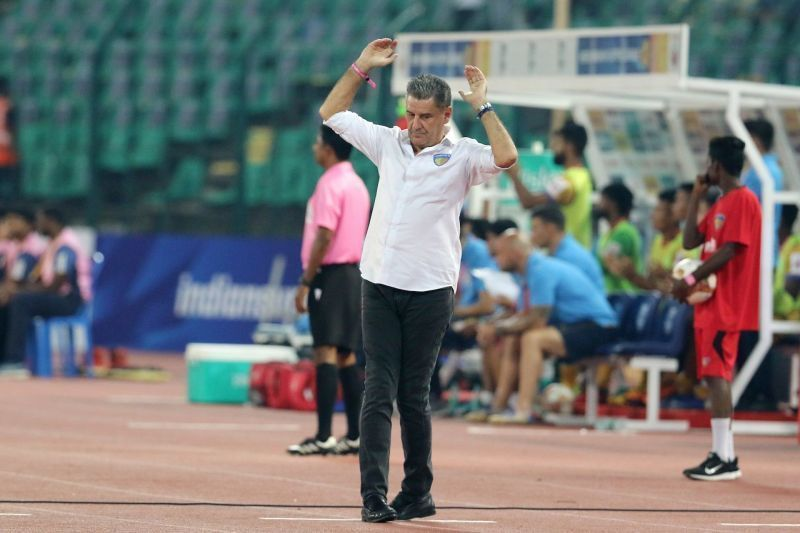 John Gregory and Chennaiyin know that time is running out for them this season.
