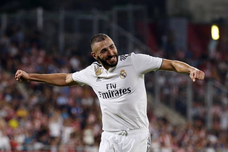 Karim Benzema is Madrid