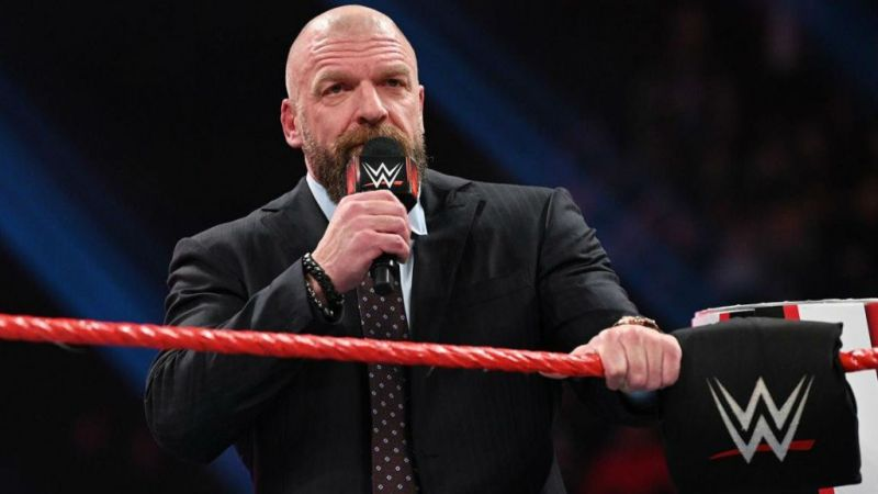 Triple H revealed why SAnitY were forced to break up