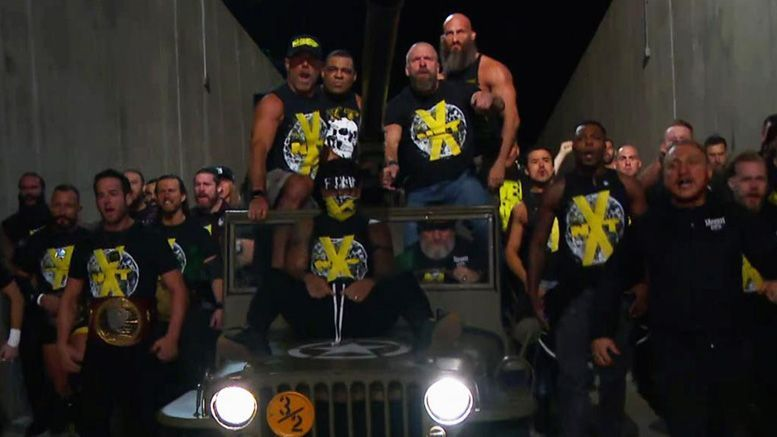 NXT Roster set to compete in another battle for brand supremacy