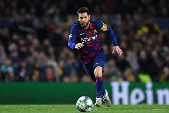 FC Barcelona v Borussia Dortmund: Group F - UEFA Champions League
